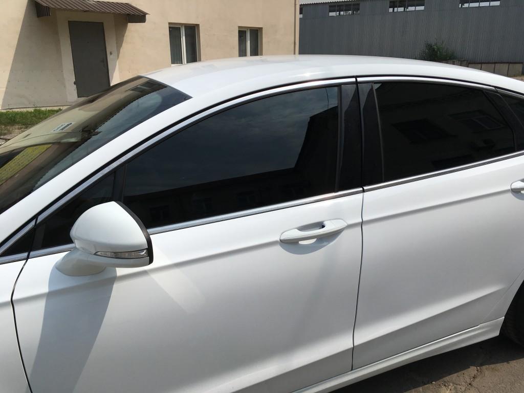 Тонировка авто BMW X6