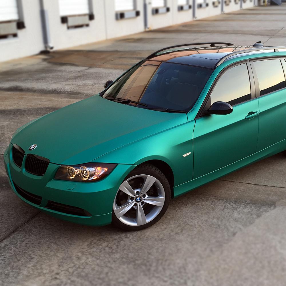 Arlon Green Aluminum 643
