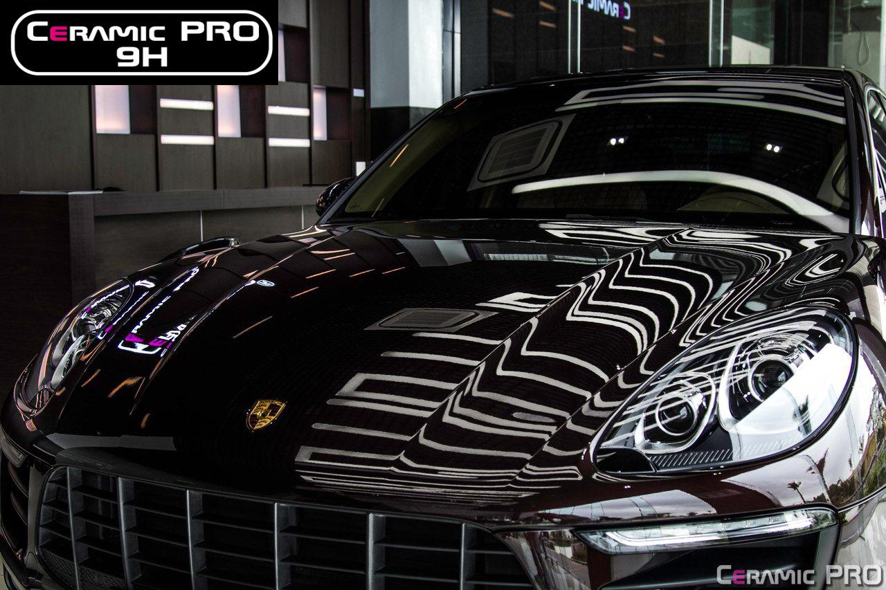 Полировка кузова авто Ceramic Pro