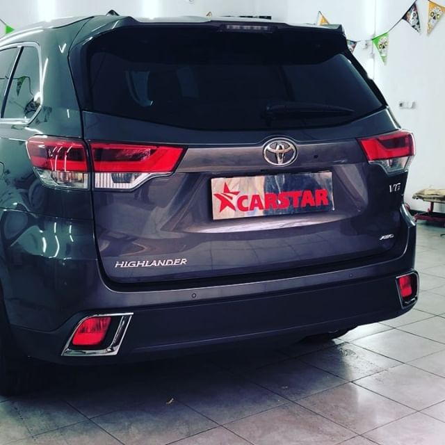 Тонировка авто Toyota