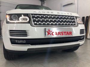 Тонировка авто Range Rover