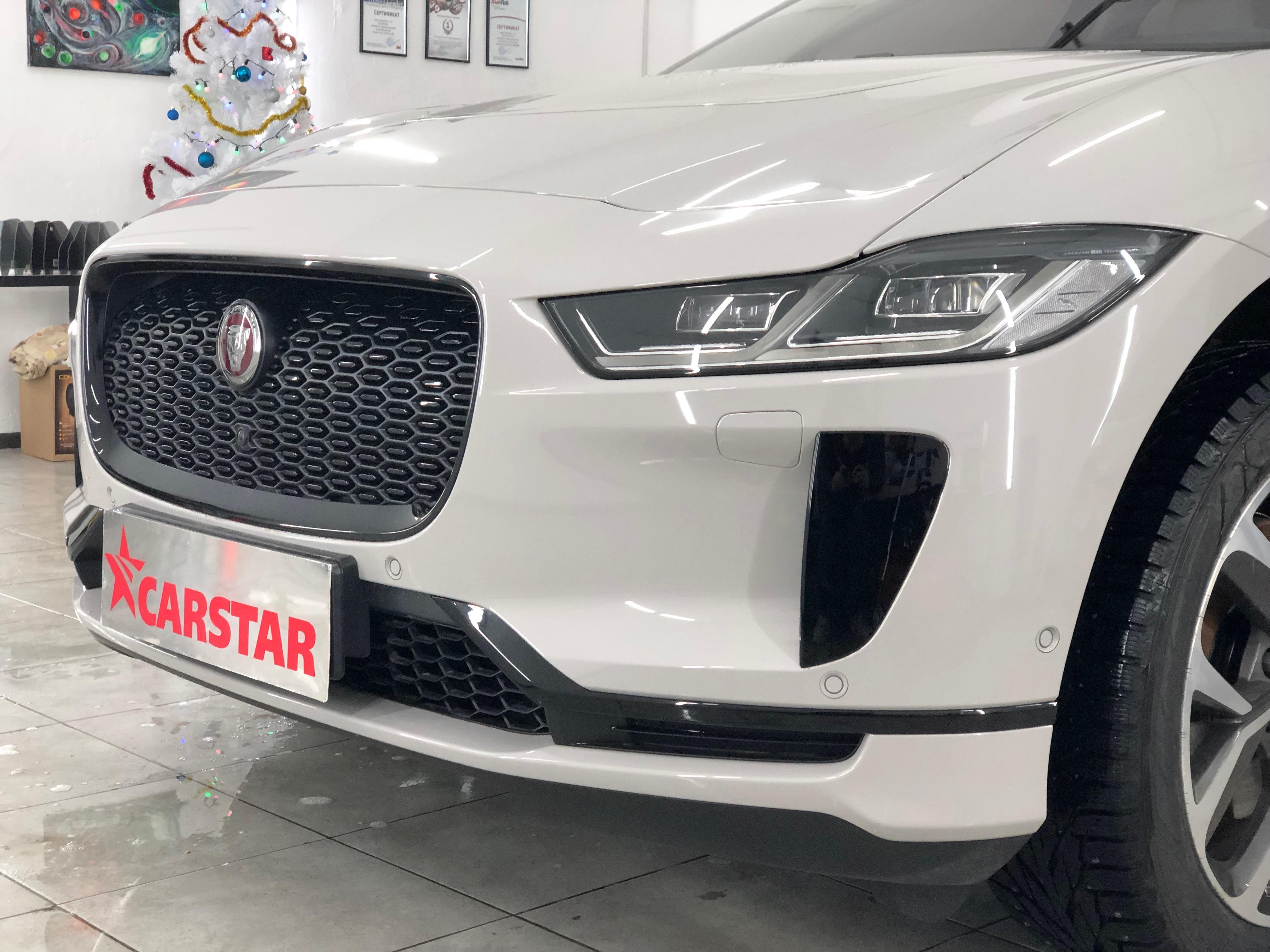 Тонировка авто Jaguar I-PACE