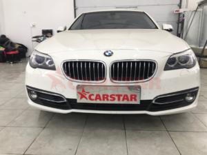 Тонирование авто BMW 5 Series
