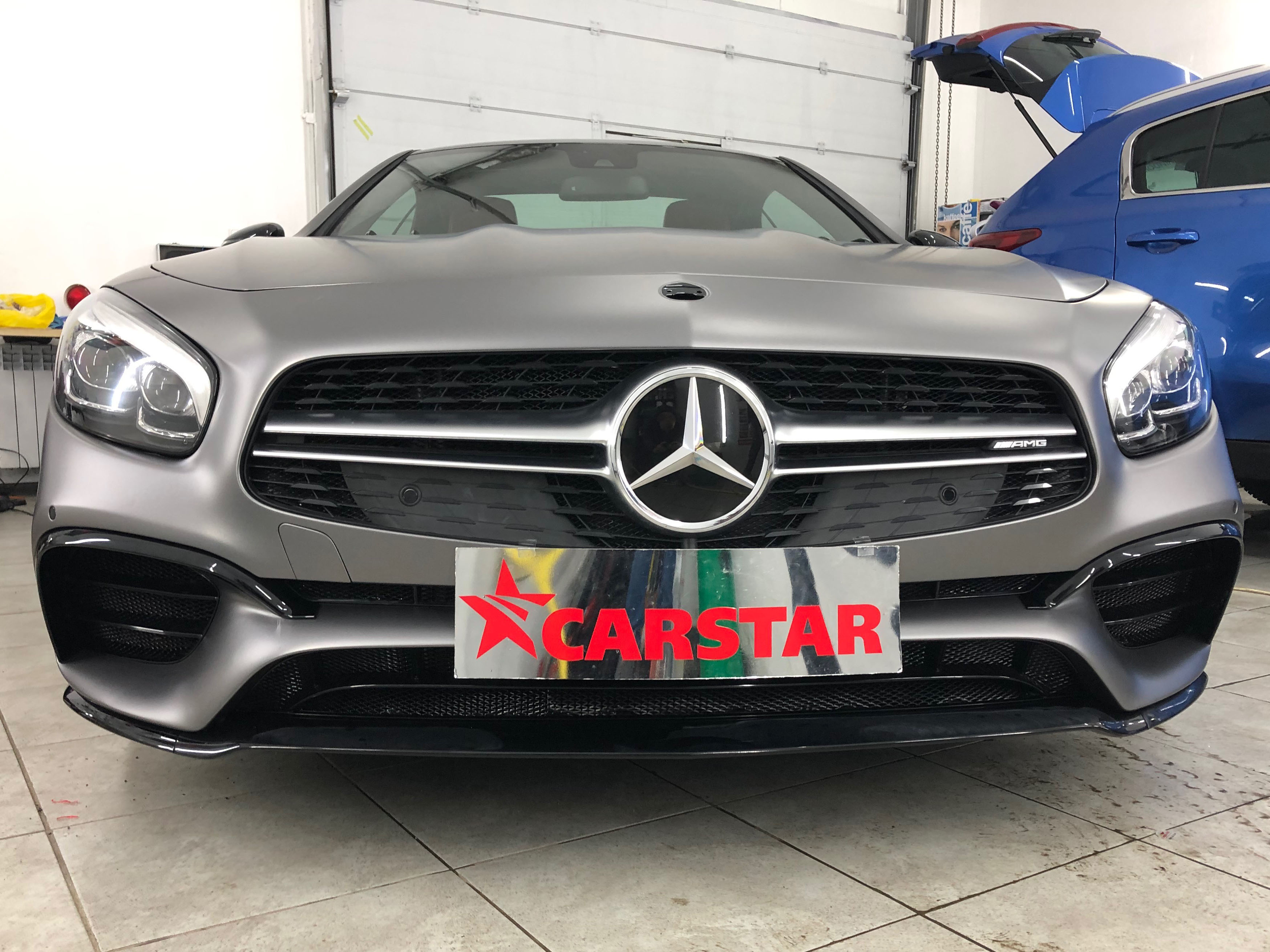 CarStar Wrapping - оклейка авто пленкой