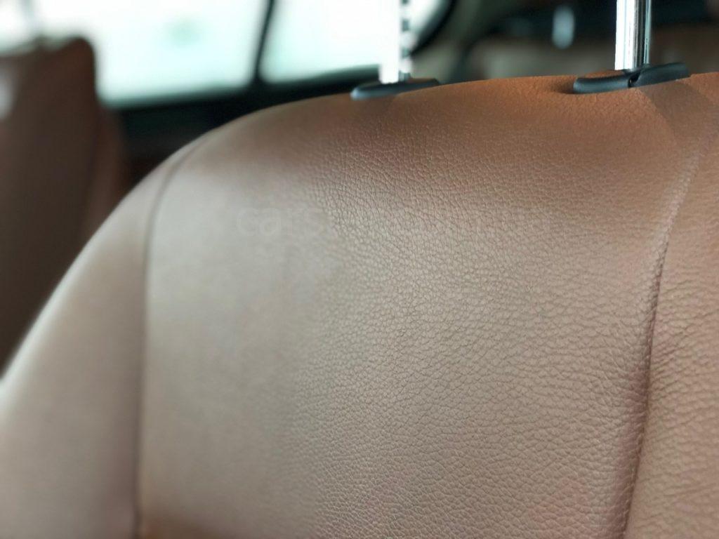 Нанокерамика для автомобильных сидений