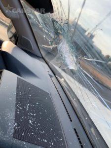 Бронирование стекол автомобиля киев
