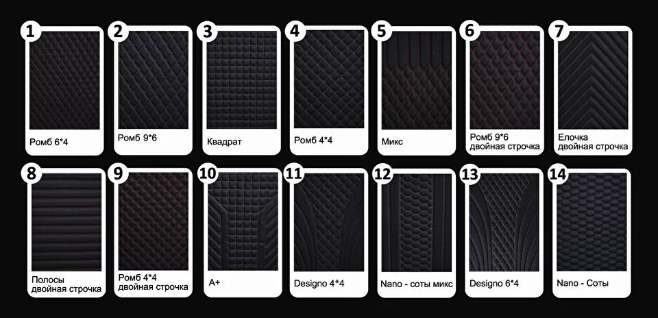 Дизайн ковриков